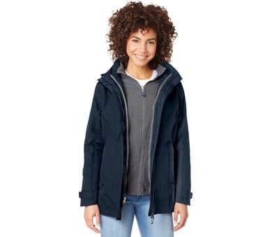 Куртка женская 3в1 TCM Tchibo чибо всепогодная