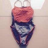Купальник Speedo Италия Новая коллекция Будь модной сдельный с открытым животиком