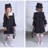 Школьное платье девочке