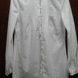 Лёгкая стильная рубашка, блузка esprit 50 р.
