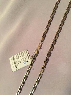 Цену Снижено. Серебряная цепь Якорная, вес 41.70 гр.