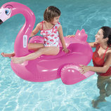 Надувной плот Bestway Фламинго 1,45 х 1,21 м , 41099