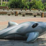 Детский надувной плотик Intex 58539 Дельфин