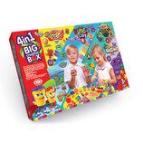 Набор для творчества Фабрика пластилина Big creative box 4в1