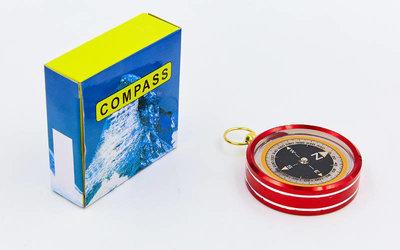 Компас жидкостный G51 диаметр 50мм металл, пластик