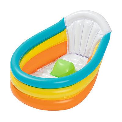 Бассейн детский надувной Для малышей 0- 2 лет