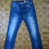 Мужские джинсы, рванки на болтах - Jack & Jones - 32р. - наш 48р.