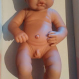 Реборн 42 см Испанич в наличии лучше Baby Born, Бэби борн, Zapf