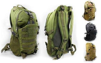 Рюкзак тактический штурмовой трехдневный TY-036 объем 35л, размер 50х32х19см 3 цвета