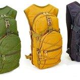 Рюкзак тактический с местом под питьевую систему TY-06 объем 10 литров, 46х24х8см 3 цвета