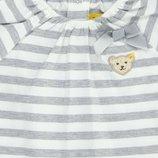 Милая футболка-распошонка STEIFF.Германия.р.62/3мес