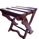 Раскладной стул ручной работы для дома, дачи, рыбалки, кемпинга, пикников.
