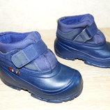 р.25-26 Термо ботинки Cico-yeti ,16 см. стелька