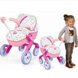 Коляска для кукол Smoby Toys - Peppa Pig Pram 251306