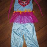 Восточная Принцесса Жасмин костюм 2-5 лет