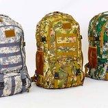 Рюкзак туристический бескаркасный 0868 рюкзак тактический объем 40 литров, 52х26х15см 3 цвета