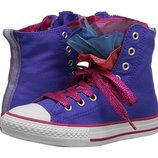 Чумовые суперские кеды Converse Kids Chuck Taylor® All Star® Party Hi р.32