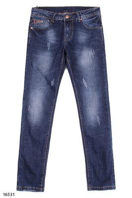 Мужские синие джинсы в наличии 29 38