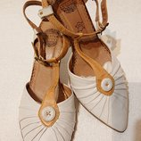 Женские босоножки Chester, 40-41р кожа летние туфли