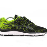 Кроссовки Asics Gel-Quick 33 Black/Lime , р. 40-45, код vm-793