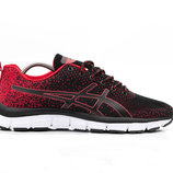 Кроссовки Asics Gel-Quick 33 Red/Black , р. 40.42.43.45, код vm-792