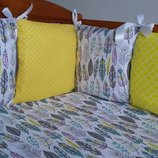 Подушки-Защита в кроватку