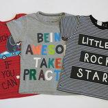 футболочки для двора или дома на мальчика 1.5-2.5 года