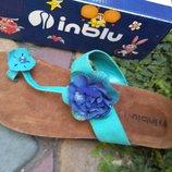 Обувь на танкетке Inblu