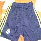 Спортивние фирменние шорти труси adidas ф.к.Реал .xs-s-m