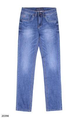 Мужские джинсы синего цвета 29 31 36 38