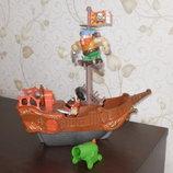 Пиратский корабль Keenway