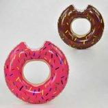 Круг надувной Пончик 60 см