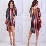 Платье рубашка 3088