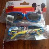 Детские солнцезащитные очки Мики Маус Дисней тачки миньены идр