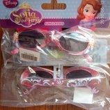 Красивые детские солнцезащитные очки принцесса София прекрасная Дисней и др.