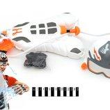 Детский водяной бластер YYS-03, Бронежилет, водяное оружие ручной бластер, ремешки маска