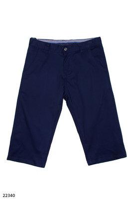Мужские шорты синего цвета 29 30 31 32 33 34 36 38