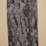 Красивая летняя юбка в пол, 16 размер