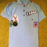 Поло.мужская летняя футболка с воротником