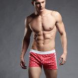 Мужские красные трусы SuperBody - 3630