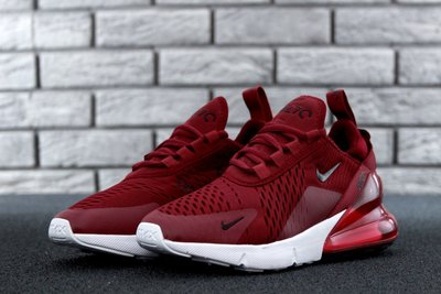 cdd12df9 Nike Air Max 270 Red/White, кроссовки женские найк 270: 1290 грн ...