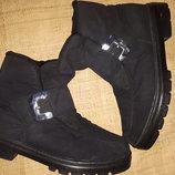 41р-27 см на широкую зима ботинки TenTex легкие