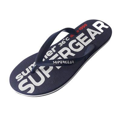 Мужские шлепки для пляжа Super Gear - 3662