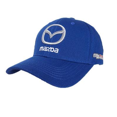 Бейсболка с автомобильным логотипом Мазда - 3692