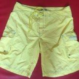 Желтые шорты RSSB swimwear KK р.52