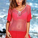 Пляжное платье туника M 460 CLAIRE