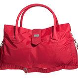 Дорожная сумка - саквояж Epol 23601 большая красная, расцветки