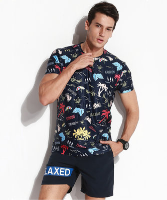 Мужские шорты для плавания Qike - 3801