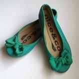 туфли. 36 размер балетки