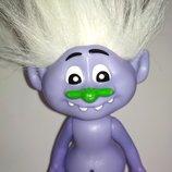 коллекционная кукла коллекционный троль тролик чудик пупс зубастик